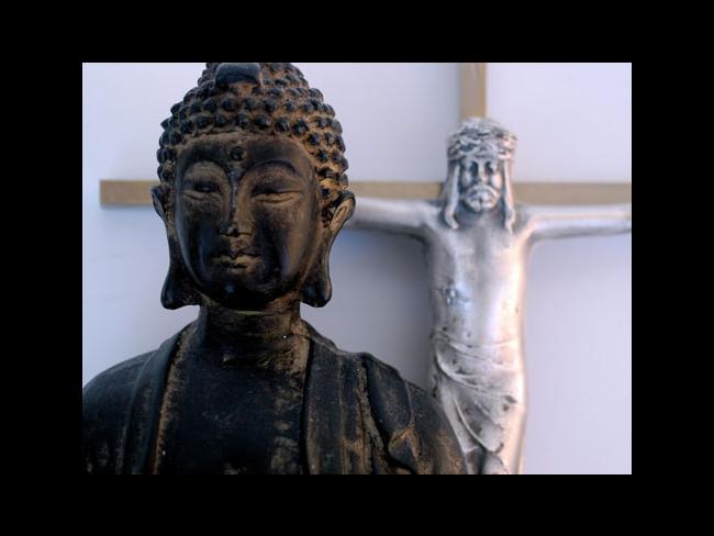 boeddhisme jezus