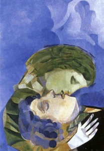 Love, Marc Chagall