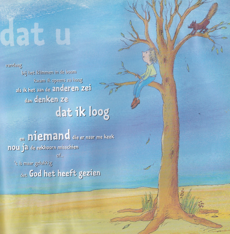 Extreem gebed in de boom | ZIN in Wijk bij Duurstede #YI83