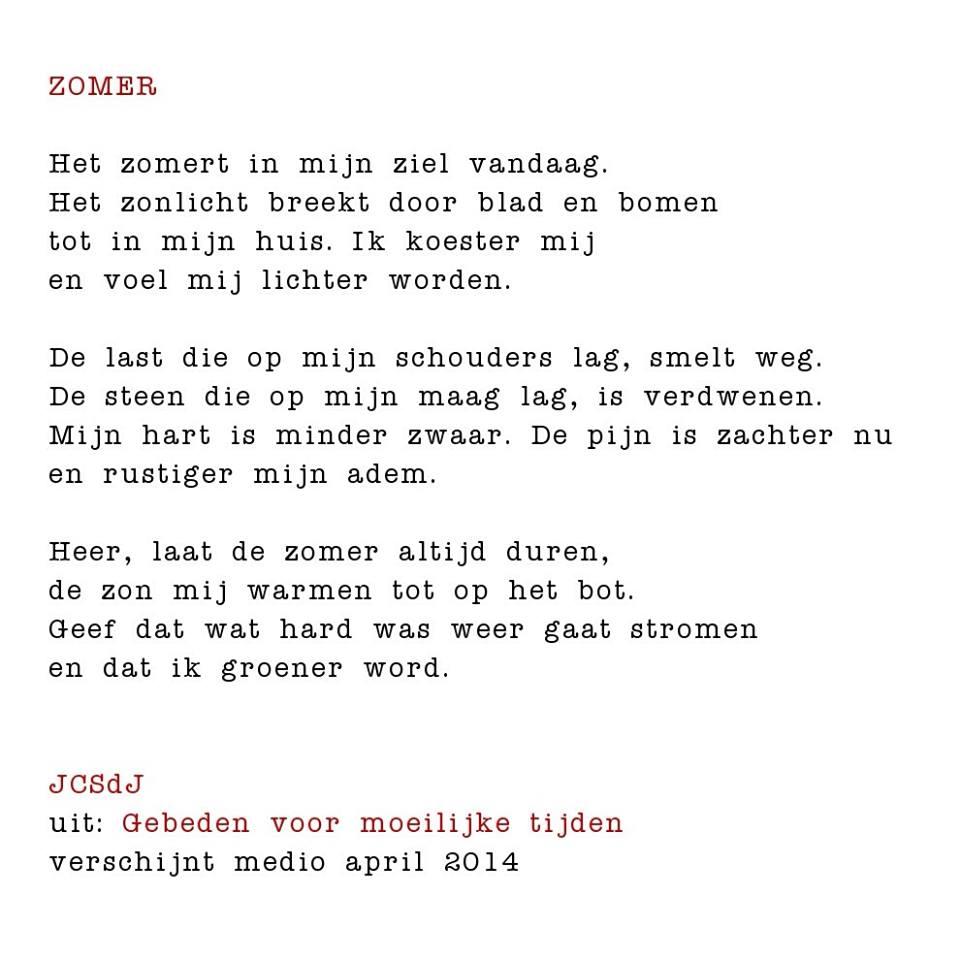 gedicht Jacobine