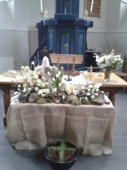 paasmorgen in de Protestantse gemeente Cothen
