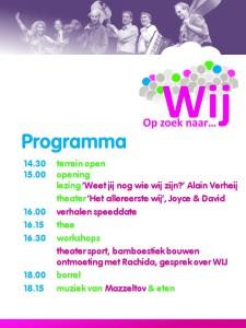 programma 2017 poster