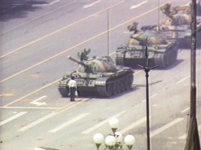 Tiananmenplein 1989